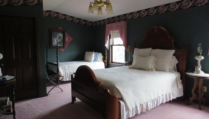 Amish Country Lodging in Ohio